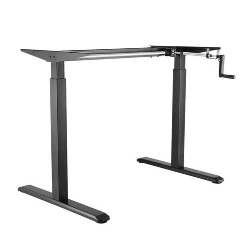 Prime Cables Manual Sit to Stand Adjustable Desk Riser Frame Cab-N02-22D
