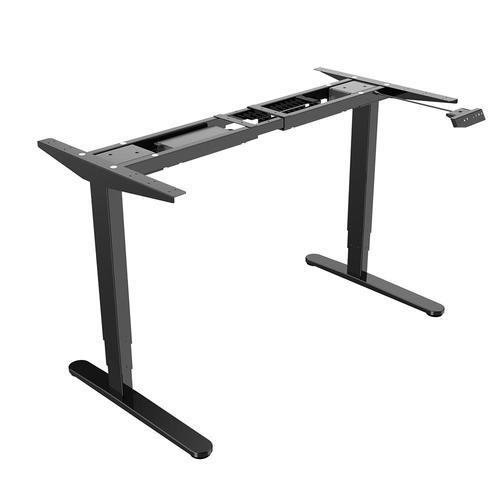 Sit-Stand Height Adjustable ADR Desk Frame Cab-M02-23R-BK