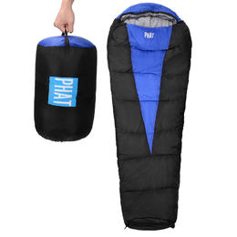 493697485d9 Small 0f62c phat pt od 03 outdoor essentials mummy sleeping bags black blue  phat