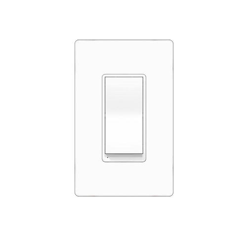 ZigBee Smart In-Wall ON/OFF Switch (120VAC/10A) - LivingWise