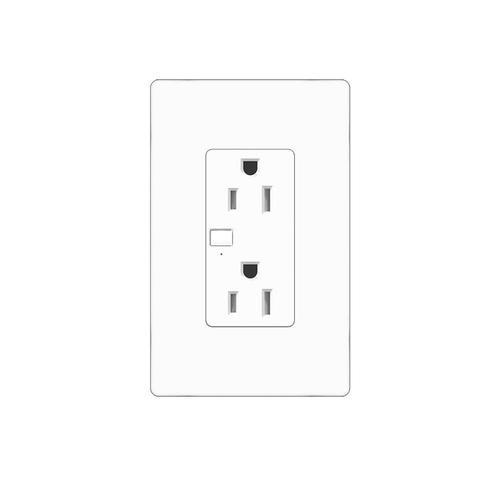 ZigBee Smart Outlet 120VAC/15A - LivingWise